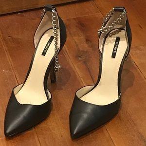 Classic Black Heels - Brand New!